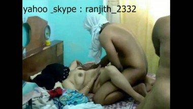 Group sex mms of desi girls on cam