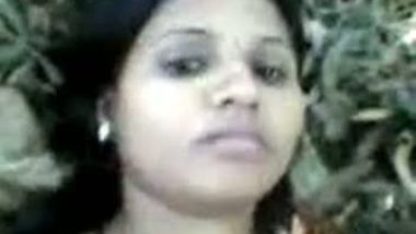 Desi Housewife Fucked with Ex-lover In Jungle