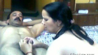 Indian aunty free porn tube sex with boss