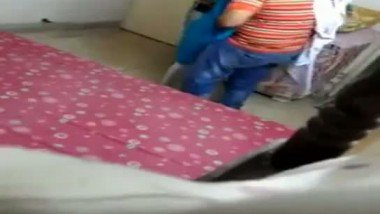 Cheating wife caught on hidden cam in bedroom video