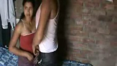 Village aunty with neighbor in Indian porn pic and vid