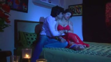 First night scenes in bollywood b-grade