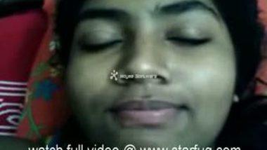 Mallu School Girl On Bed