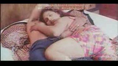 Mallu Star Reshma naked on bed