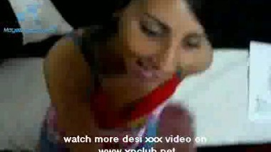 Indian Babe Give Blowjob