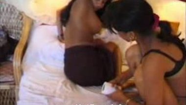 Hot Mumbai girls engaged with foreigner 38