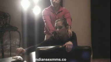 Indian Beautiful Secratary sucking and fucking by boss after office hr