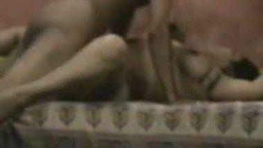 Andhra village bhabhi home sex with hubby's friend