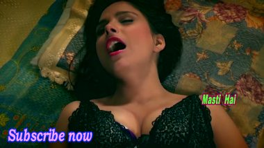 Hot scene from Bollywood movie close door