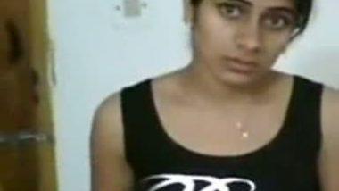 Punjabi teen girl with private teacher MMS scandals