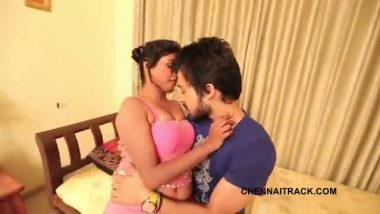 South Indian call girl romance with young man in masala movie