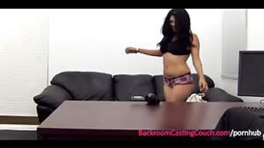 Married Indian teenie Assfucked on Casting Couch