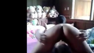 Asian Prostitute gets licked and fucked