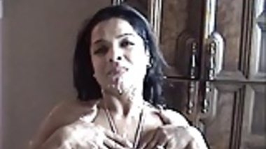 Busty Indian Business Woman with White Cock BWC part 04