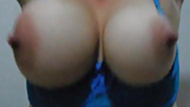Bouncy big tits my ex-wife