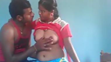 Indian Young couple - Energetic sex act