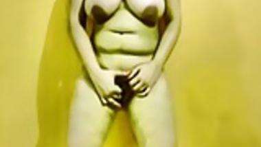 Eros & Music - Indian Girl Striptease