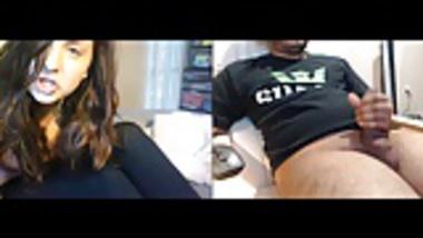 JOI on Skype with Mistress #2