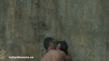 Outdoor porn video of mature desi couple naked sex