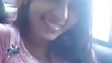 Desi Payal Sharma Big Boobs bachi Cock Suck Blowjob in Car