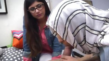 russian teen hd BJ Lessons with Mia Khalifa
