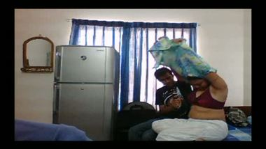 Indian maid hidden cam porn video