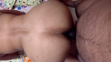 Aunty anal sex video with hubby's friend