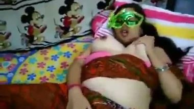Village bhabhi's hot masturbation