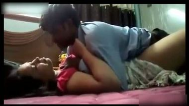 Horny aunty first time sex with her servant