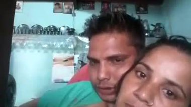 Young man having fun with her married hot sister