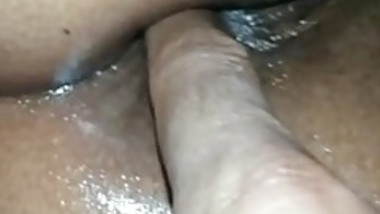 South Indian NEELAM AUNTY ASS FINGURED.
