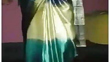Satin Silk Dress Bishu Crossy