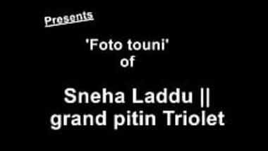 Sneha Laddu Mauricienne rest Triolet
