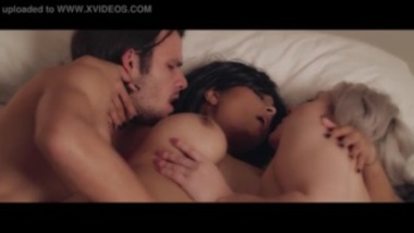 Nude Indian chick starring in Tantrica