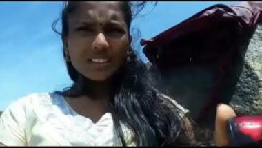 Fucking South Indian's Sexy Pussy In Beach
