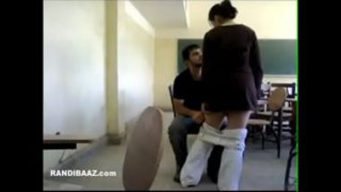 Desi Teachers Sex In Class Room