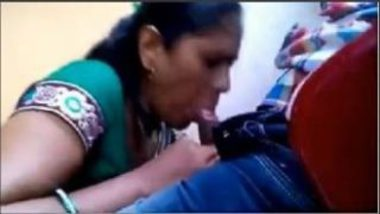 Telugu Aunty Sucking Penis Of Son's Friend