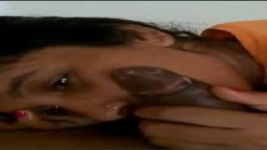 Desi Mature Aunty Sucking Penis Of Her Boss