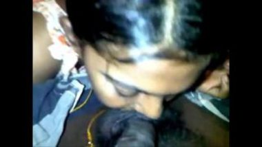 Sexy Tamil Teen Amazing And Ferocious Blowjob
