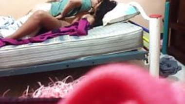 Indian Girl fucking with Boy on Cot