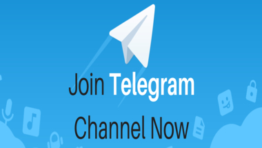 Join us at Telegram!